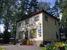 K-Kauppa Palmén, Vantaa. Gifu, Shed, Outdoor Structures, Barns, Sheds