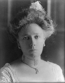 """#28 Helen Louise Herron""""Nellie""""Taft (June 2,1861-May 22,1943)was the wife of William Howard Taft and First Lady of the US from 1909-1913,she met William Howard Taft at a bobsledding party in Cincinnati,Taft married Nellie on June 19,1886.As First Lady,she was the first wife of a president to ride alongside her husband down Pennsylvania Avenue on Inauguration Day.Mrs.Taft arranged for the planting of the 3,000 Japanese cherry trees that grace the Washington Tidal Basin.Had two sons and a daug..."""