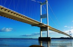 Severn Bridge - Gateway to the Cotswolds from Wales