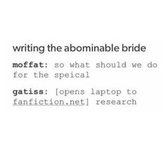 Sherlock | The Abominable Bride | Steven Moffat