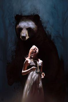 Ursa by Daniel Foust
