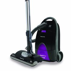 "Panasonic MC-CG937 ""OptiFlow"" Canister Vacuum Cleaner"