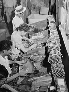 Industria tabacalera en Puerto Rico