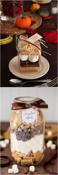 Creative Wedding Favors Ideas to Consider Using For Your Wedding - My Savvy Wedding Decor Creative Wedding Favors, Wedding Favours, Party Favors, Fall Wedding Desserts, Wedding Table, Rustic Wedding, Plan Your Wedding, Special Day, Weddingideas