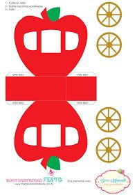 Montando minha festa: kit digital Branca de neve grátis para imprimir! Diy And Crafts, Arts And Crafts, Islam For Kids, Sweet Box, Box Patterns, Ideas Para Fiestas, Print And Cut, 4th Birthday, Creations