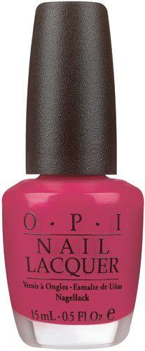 OPI Nail Polish NLB57 Don't Know…Beets Me!