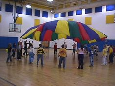 Parachute Games List - Great parachute game suggestions ...