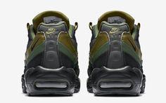 Nike Air Max 95 Carbon Green