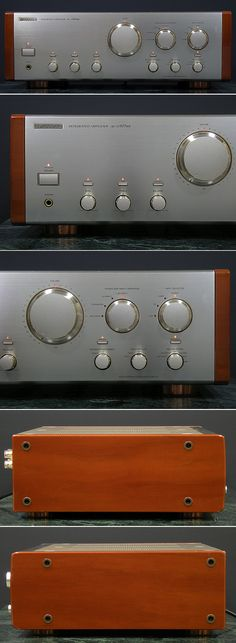 high end audio equipment for sale Hifi Stereo, Hifi Audio, Retro, Speaker Amplifier, Audio Design, Audio Sound, High End Audio, Audio Equipment, Audio System