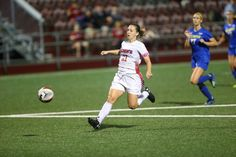 John's women's soccer team got its first Big East conference win and road win of the season with its victory over Creighton Thursday night. College Soccer, The St, Victorious, Seasons, Running, Big, Women, Seasons Of The Year, Keep Running