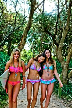 summer <3 love their bathing suits!