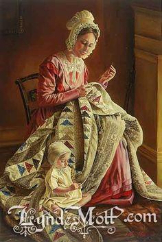 Paintings Lynde Mott