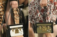 Чанта Petite-Malle от Louis Vuitton
