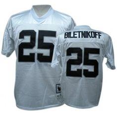 Fred Biletnikoff jersey - best hands ever 668087280