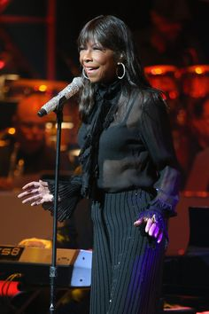 Natalie Cole Photo: Getty Images.