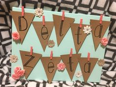 Delta Zeta canvas                                                                                                                                                                                 More