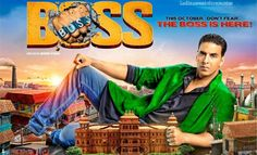 BOSS (2013) - Hindi Movie Video Song (Title Song) BOSS (2013) - Hindi Movie Video Song (Title Song),  Akshay Kumar   Honey Singh, Watch Bollywood Movie Song Online http://www.indianmusicforum.com/2013/09/boss-2013-hindi-movie-video-song-title.html