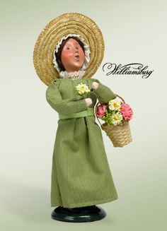 """""""Colonial Spring Girl"""""""