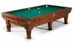 Table or  #Luxury Billard let yourself to have  a double options thanks to @UrsusBillardi