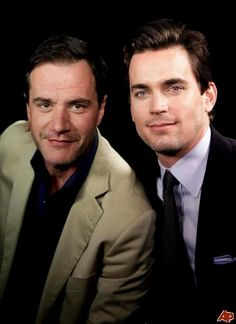 White Collar: Peter and Neal