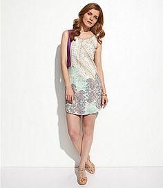 Nurture PaisleyPrint Dress #Dillards