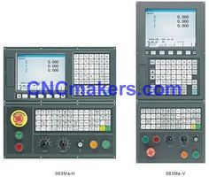 GSK983Ma CNC Milling Controller