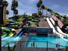 water park in Arizona
