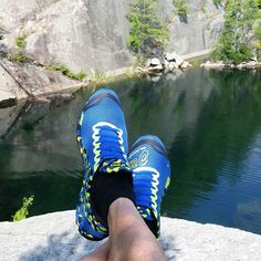 Nice place to chill. Asics with dark blue Erkies silicone no tie shoelaces. Elastic Shoe Laces, Tie Shoelaces, Nice Place, Asics, Chill, Dark Blue, Shoes, Zapatos, Deep Blue