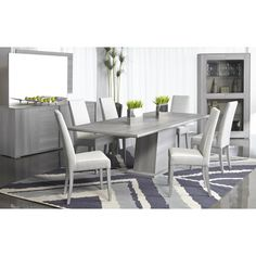 Found it at AllModern - Forte Extendable Dining Table