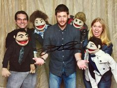 """#AHBL6 Syd15 - """"I saw them carrying these puppets around ~ Sylvia Hientz"""""""