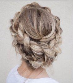 Unique Braid Hairstyles