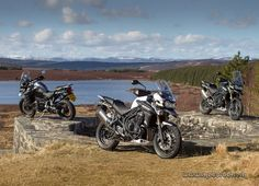 Scottish Adventure Tour: Primera prueba dinámica de la nueva Explorer XC
