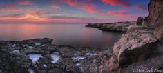 Sunset!! Punta Pedrera
