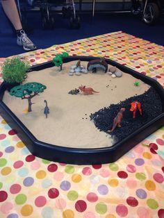 Dinosaur land tuff spot