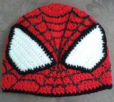 Gorro Spiderman!!!!