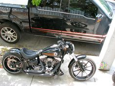 Pair of Harleys. Toy Boxes, Key West, Harley Davidson, Motorcycles, Bike, Cars, Bicycle, Key West Florida, Autos