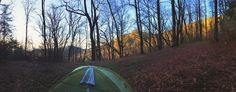 Follow up with the view from North Carolina camping spot http://ift.tt/1SYUgnR