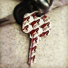 Thanks Twitter user Bianca G @Bianca G for sharing her sweet #Coyotes key