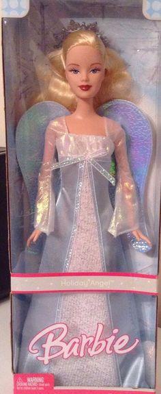 Holiday Barbie 2006 Angel Doll by mattel | eBay