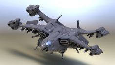 Valkyrie I by Quesocito Heavy Gunship Spaceship Art, Spaceship Design, Cyberpunk, Space Fighter, Fighter Jets, Concept Ships, Concept Art, Cuadros Star Wars, Space Opera