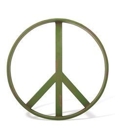 Look what I found on #zulily! Guacamole Peace Wall Art #zulilyfinds
