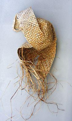 Flax Weaving, Epiphyte, Maori Art, Weave, Linen Fabric, Hair Lengthening