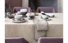 Leitner Leinen Tischwäsche Confusion Mood Co2 Neutral, Casual Look, Ottoman, Chair, Furniture, Design, Home Decor, Santiago, Dressmaking