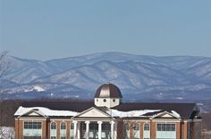 Liberty University. Lynchburg, Virginia