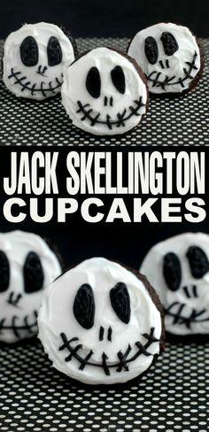 Jack Skelington Oreo Cookies  Big Bear's Wife Jack Skellington