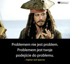 No to mam problem Some Quotes, Words Quotes, Wise Words, Weekend Humor, Johny Depp, Pirates Of The Caribbean, Funny Cute, Quotations, Captain Jack