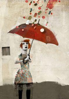 Antonello Silverini. Raining Pills