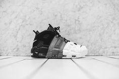 Nike Air More Uptempo '96 - Black / White