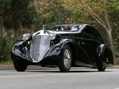 Rolls-Royce, Phantom I Jonckheere Coupe