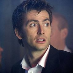The ever so enchanting David Tennant. Good night to any other chances for any other male out there....